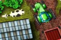 Play Tractor Parking game