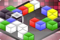 Play Disco Cubes game