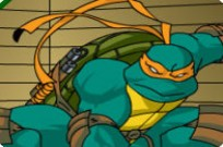 spielen Teeenage Mutant Ninja Turtles - Mousr Mayhem Spiel
