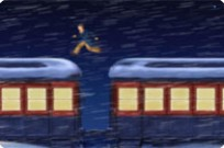 Play Polar Express: Ticket Chase game
