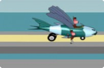 Play Fish Flight game