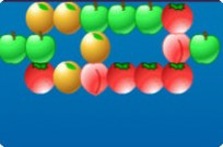 Play Fruity Bubble game