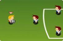 Play Tiny Soccer game