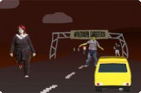 Play Zombie Modown game
