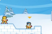 Play Snow Fort Blitz game