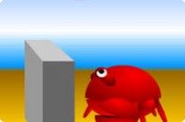 Play Crab-ball game