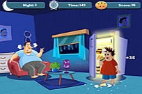 Play Midnight Snacks game