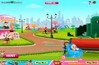 Play Naughty Babysitter 2 game