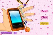 Play Mobile Phone Decoration game