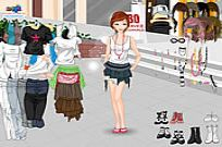 Play Casual Sport Dressup game