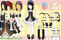 Play Gothic Lolita Dressup game