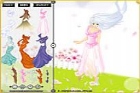 Play Magic Fairy Dressup game