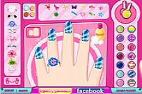 Play Nail Diy Fun game