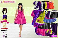 Play Distinguished Colors Dressup game
