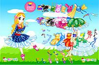 Play Little Sweetheart Dress Up game