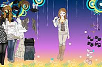 Play Chique Disco Dress Up game