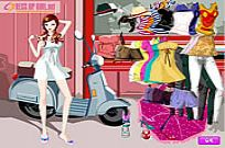 Play Carolyn Dressup game