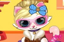 Play Kitten Salon game