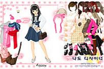Play A Seasons Hottest Hue Dress Up game