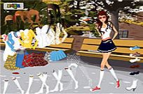 Play Stockings Dress Up 2 game