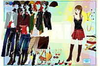 Play Laurianne Dressup game