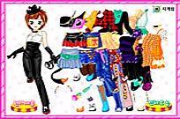 Play Dance Dress Up game