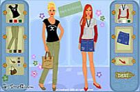 Play Back To School Dressup game