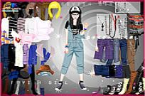 Play Marion Cool Dress Up game