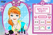 Play Make-over Evie game