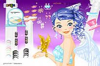 Play Angel Fashion game