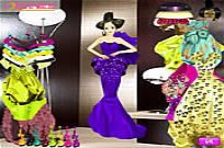 Play Oriental Dressup game