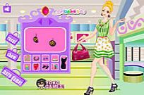Play Fancy Girl Shopping game
