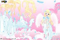 Play White Angel Dress Up game