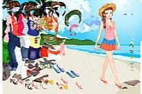 Play Thailand Beach Dress Up game