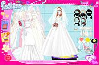 Play Fashion Bride Dressup game