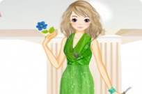 Play Attractive Young Housewife game
