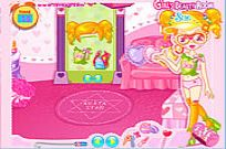 Play Sue Beauty Room game