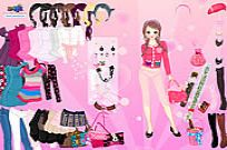 Play Sweet Adorable Dressup game