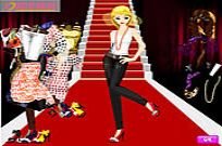 Play Cat Walk Fashion Show game