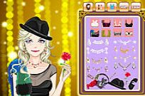 Play Femme Fatale Make Up Game game