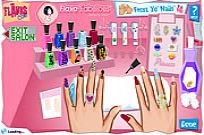 Play Flava Manicure Game game