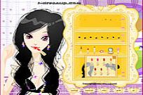 Play Girl Dressup Makeover game
