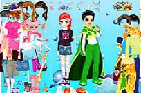 spielen Perfect Match Dress Up Spiel