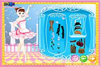 Play Dancing Girl Dressup game