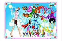 Play Candy Dress Up 2 game