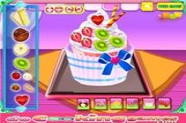 Play Super Fancy Cupcake game