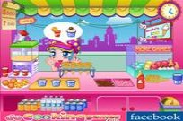 Play Emily Ice Cream Bar game