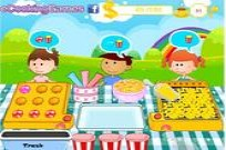 Play Kids Sweet Chocolates game