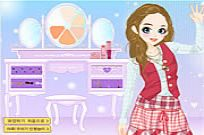 Play Prep School Chick Dressup game