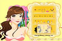 Play Vicky Dressup game